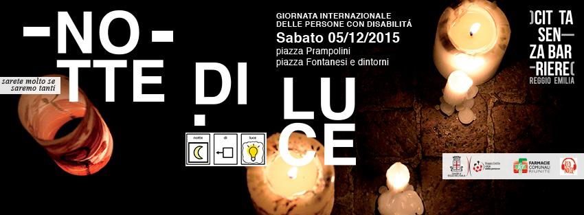 Notte di Luce - Reggio Emilia