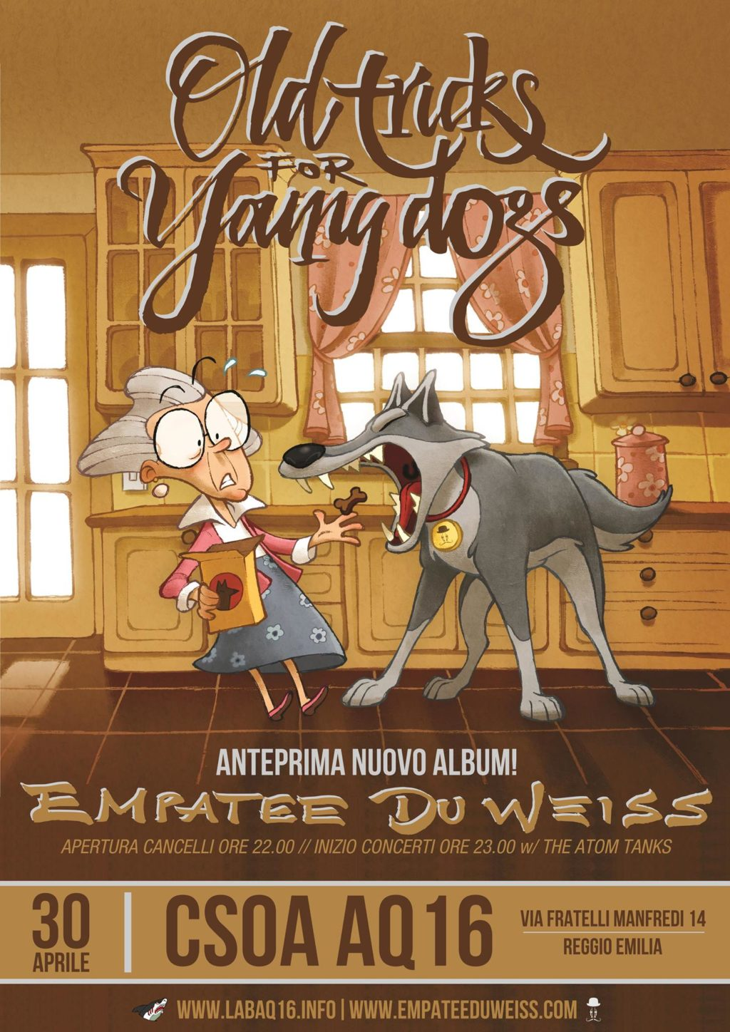 Old trick for young dogs - preview del nuovo album
